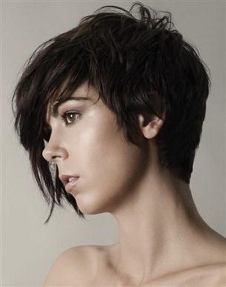 Chicas con pelo corto