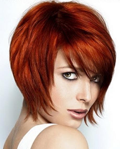 Corte de pelo de mujer moderno