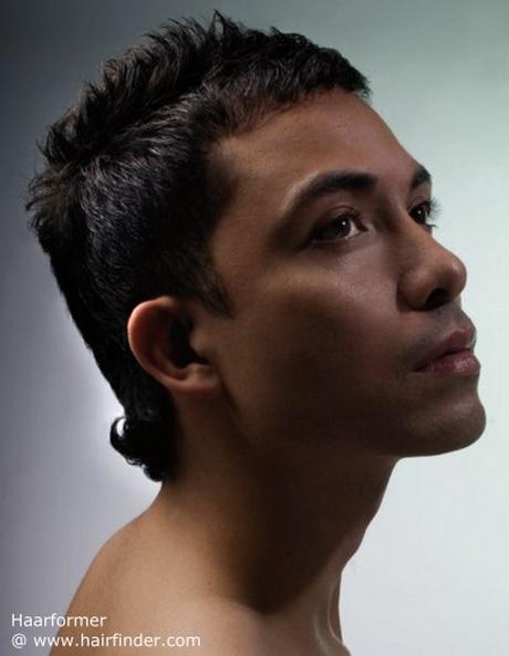 Cortes y peinados para hombres morenos 2013