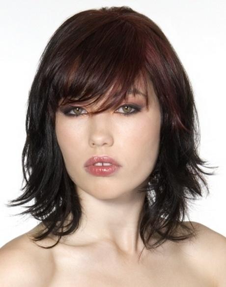 Cortes de pelo 2013 en capas medianas mujeres peinados para hombres