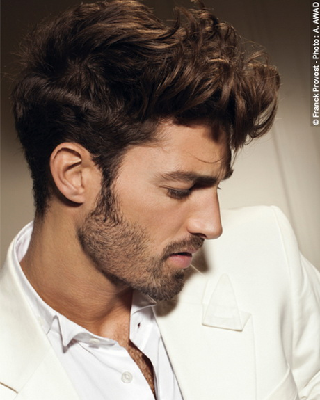 Peinados de moda para hombres con mucho estilo hair - Cortes para chicos ...