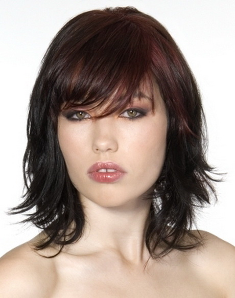 Cortes de pelo para cara cuadrada de mujer 2014 [FOTOS