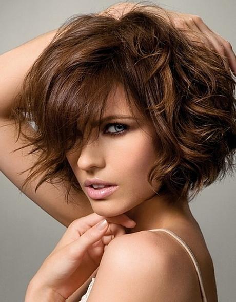 Cortes de pelo corto rizado mujer