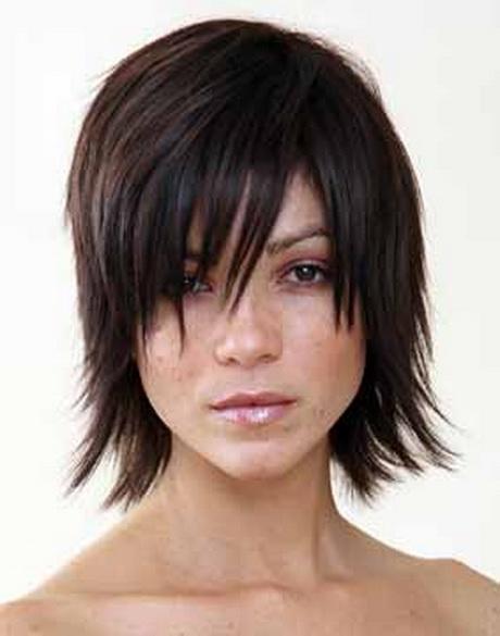cortes de pelo en capas fotos