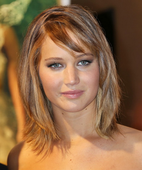 Jennifer Lawrence Natural Hair