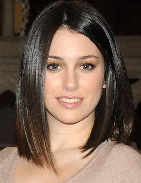 cortes de pelo mujer media melena