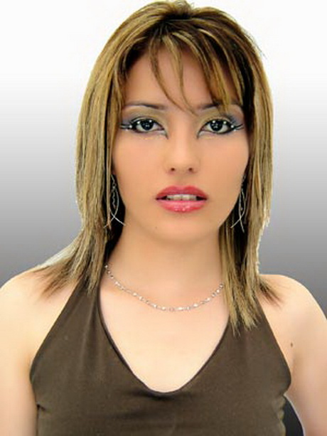 Tips De Cortes De Pelo Para Cara Cuadrada De Mujer Pictures to pin on