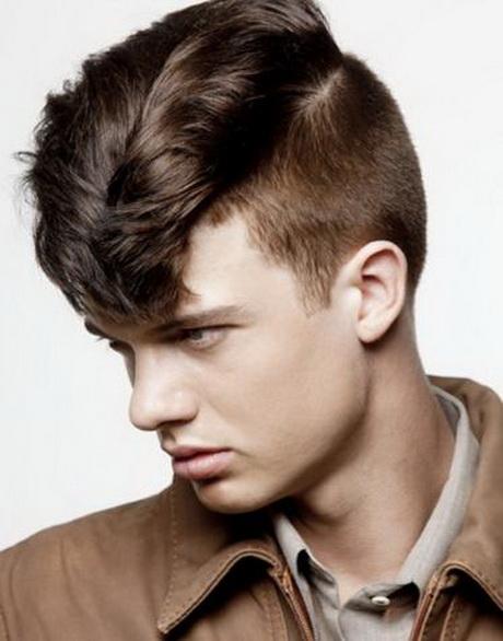Estilo de peinados para hombres - Peinado para hombres ...