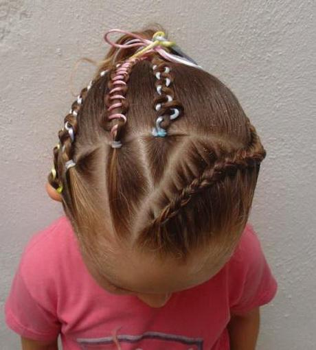 Peinados faciles de niñas - Imagui