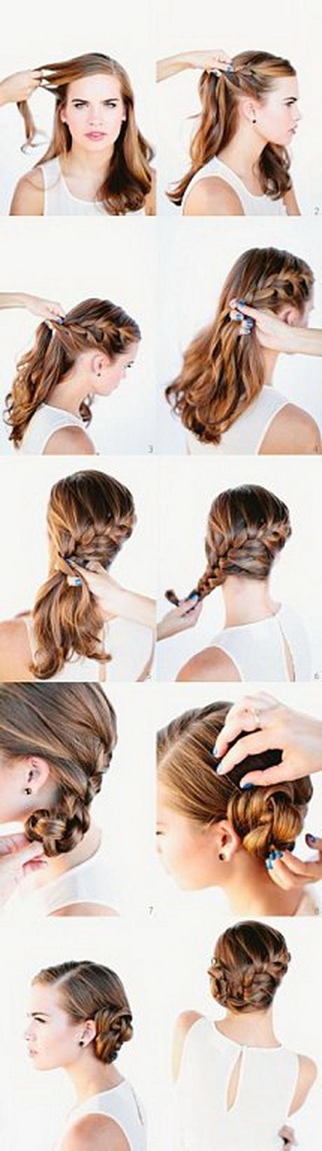 Ideas de peinados sencillos - Ideas de peinados ...