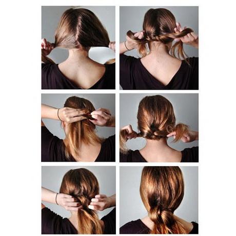 Imagenes de peinados paso por paso - Ver peinados de fiesta paso a paso ...