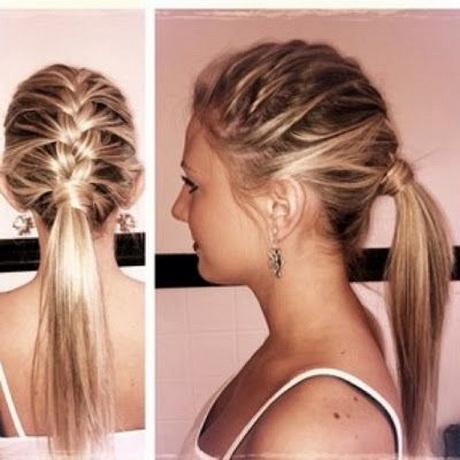 imagenes de trenzas para cabello largo - Trenzas Pelo Largo