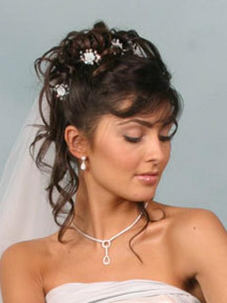 Женские прически на свадьбу на средние волосы фото