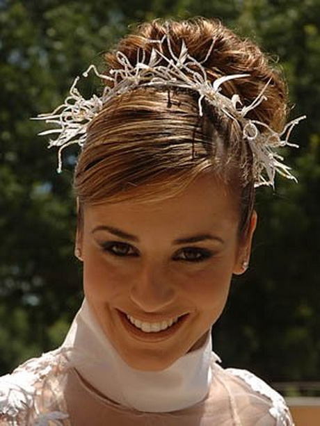 Modelo de peinados para novias - Lo ultimo en peinados de novia ...