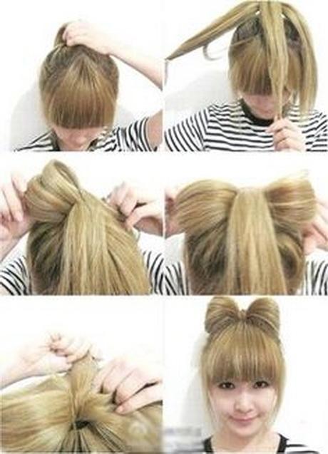 Peinados faciles de hacer en casa paso a paso imagui - Peinados de moda faciles de hacer en casa ...