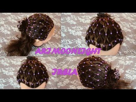 con ligas y listones peinados infantiles peinados infantiles con ligas
