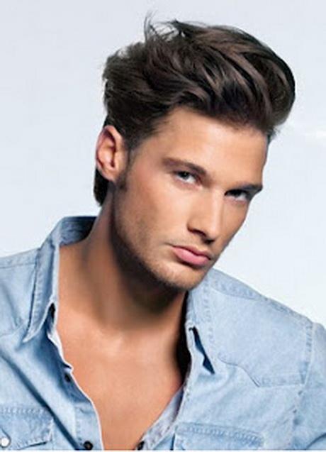 Peinado de moda hombres - Peinados de hombre de moda ...