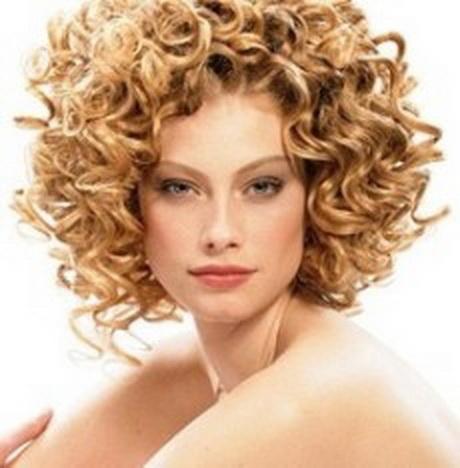 Peinado para pelo corto rizado - Peinados cortos y rizados ...