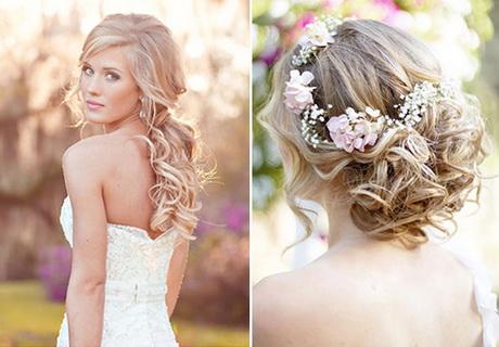 Peinado recogido con rulos - Peinados recogidos novias ...