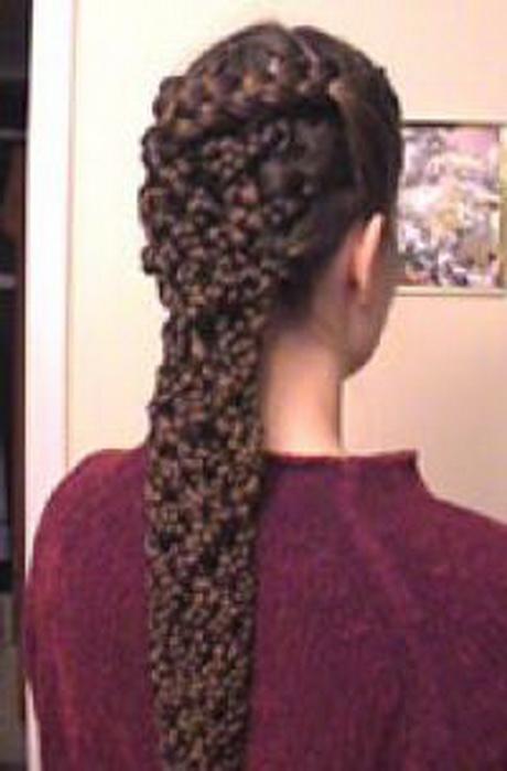 fotos de peinados con rulos: