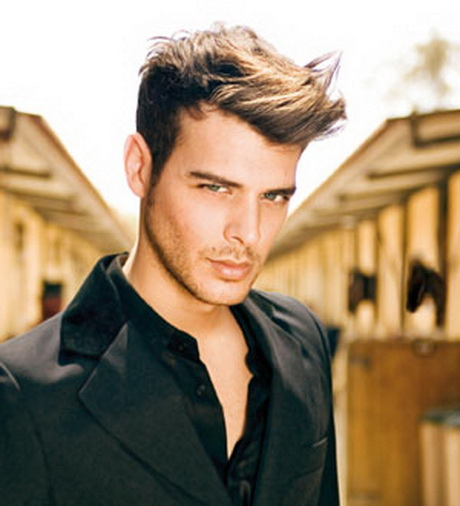 Peinados a la moda de hombre - Peinados de moda para hombre ...