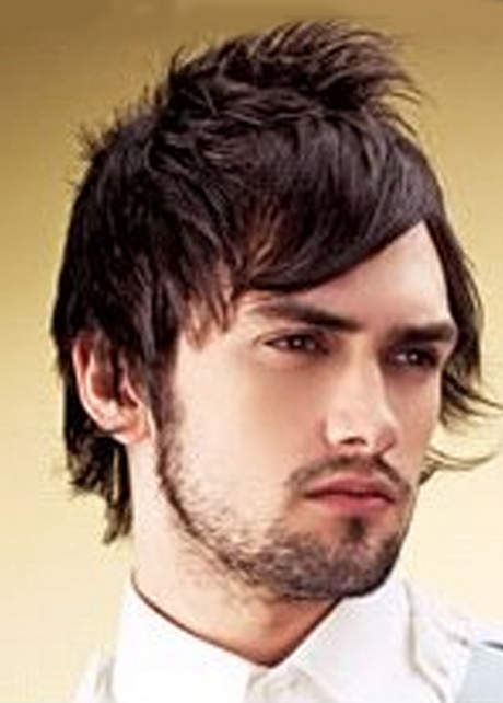 Peinados ala moda de hombres - Peinados de moda para hombre ...