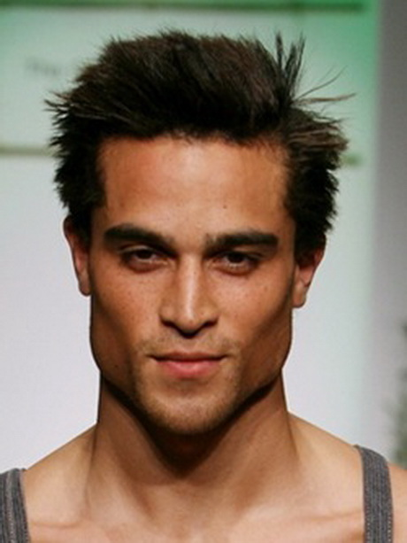 Peinados ala moda de hombres - Peinados de moda para chicos ...