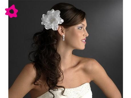 Peinados con tocado para boda de dia - Peinado para boda de dia ...
