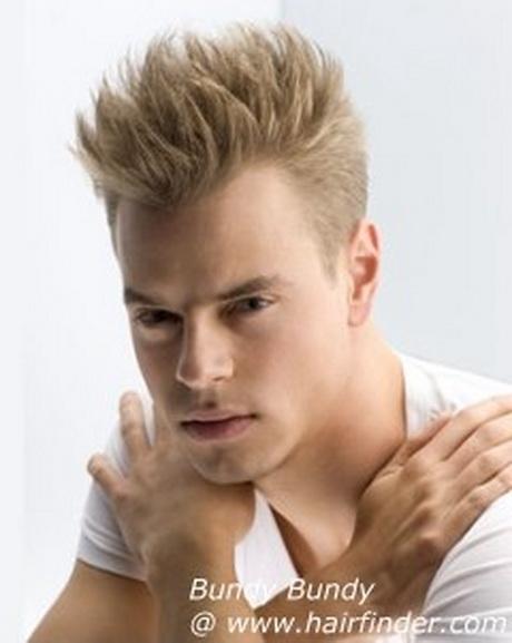 Peinados de moda para hombres - Peinados de hombre de moda ...