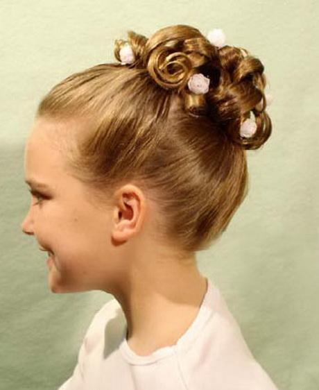 Причёски на праздник своими руками для девочек фото