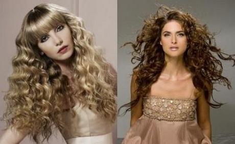 Peinados de noche con rizos - Peinados de fiesta con rizos ...