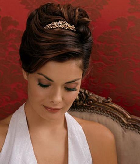 Peinados de novia mo os - Peinados monos modernos ...