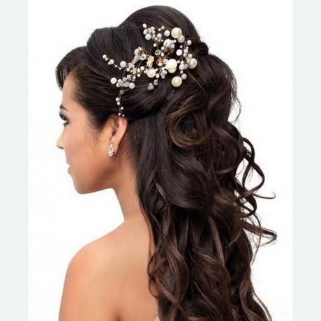 peinados de novia sueltos con velo - Peinados De Novia Con Velo