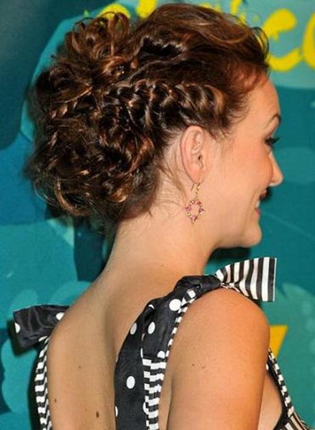 Peinados elegantes de noche cabello largo - Peinados actuales de moda ...