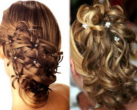 Peinados elegantes para boda - Peinados modernos para boda ...