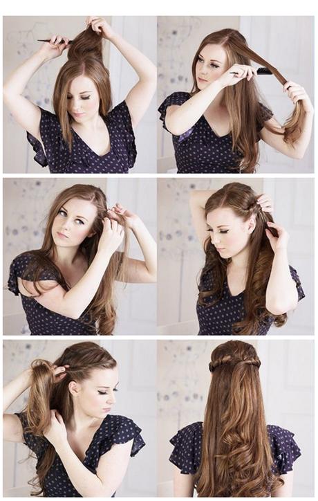 Peinados en casa - Peinados para bodas faciles de hacer en casa ...