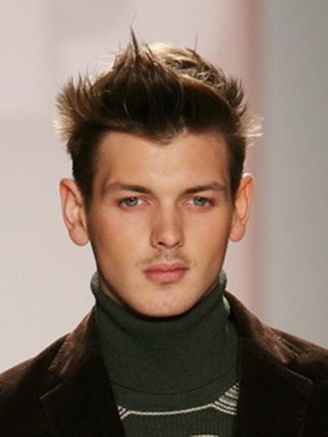 Peinados masculinos de moda - Moda peinados hombre ...