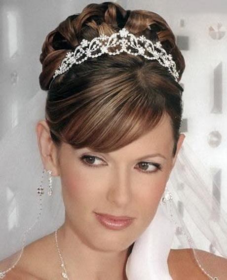 Peinados modernos de novia - Peinados de novia modernos ...