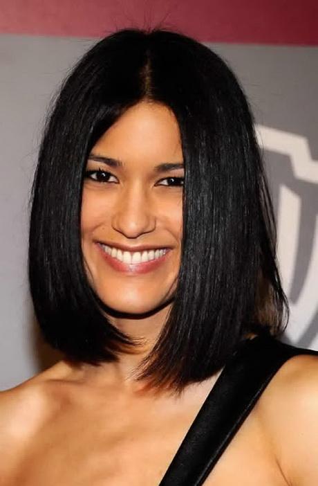 Fotos de cortes de cabello medianos 54
