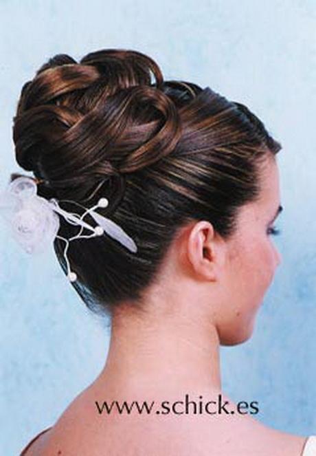 Peinados novia recogidos altos - Peinados monos modernos ...
