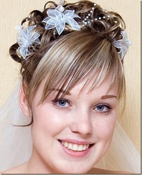 Peinados para bodas cabello corto - Peinados modernos para boda ...