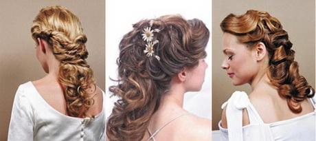 Peinados para bodas pelo rizado - Peinados de fiesta con rizos ...