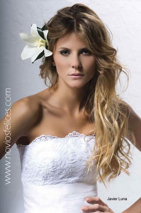 Galerry peinados boda semirecogido