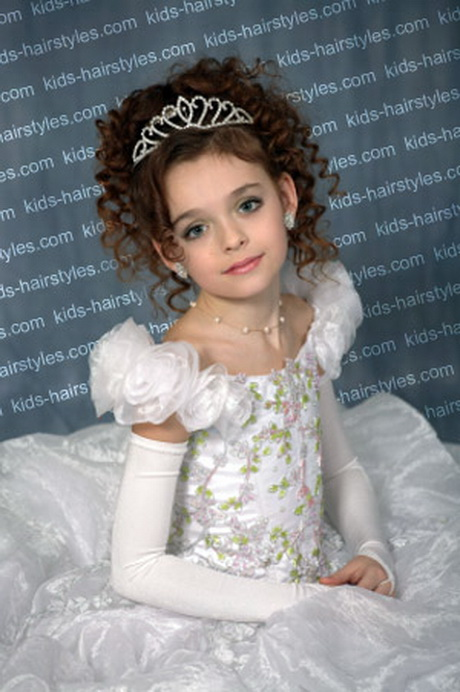 Peinados infantiles de fiesta peinados para ninas jpg