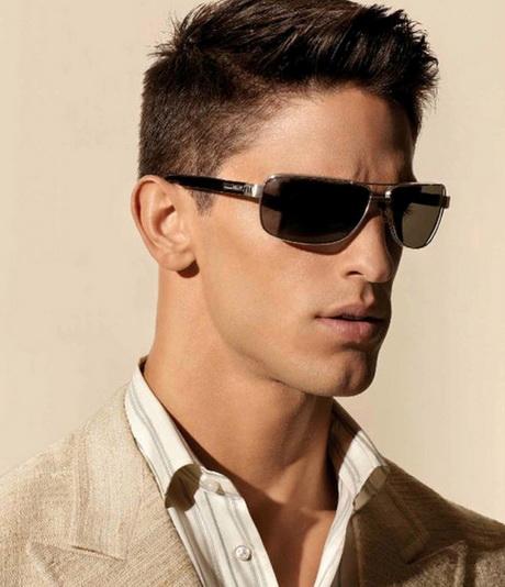 Peinados para hombres cabello corto - Peinado para hombres ...