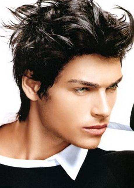Peinados para hombres jovenes pelo corto - Peinados de moda para chicos ...