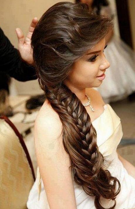 peinados para pelo largo lacio