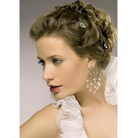 Peinados recogidos cabello corto - Peinados de novia actuales ...