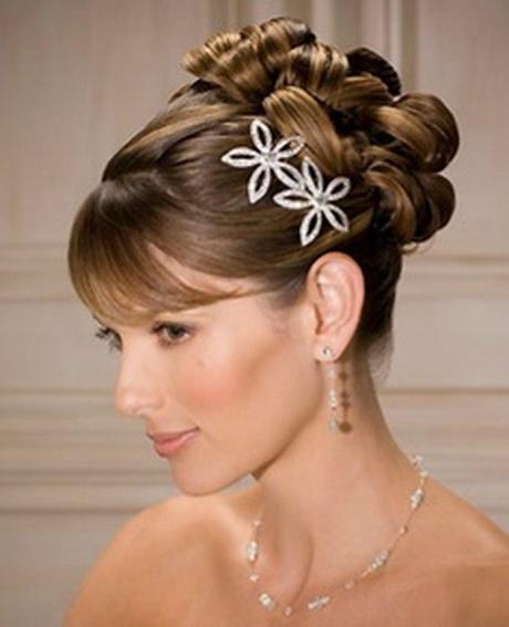 Peinados recogidos para novias - Recogidos para novia ...
