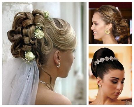 Peinados recogidos para una boda - Peinados recogidos novias ...